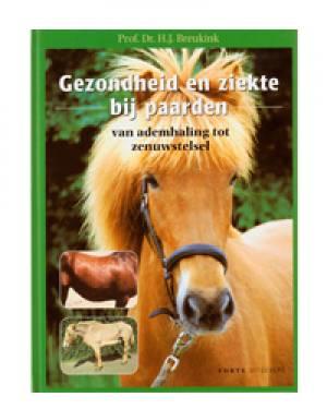 Product afbeelding van Gezondheid en ziekte bij paarden
