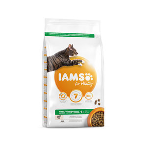 IAMS Adult Cat Salmon & Chicken - 3 kg