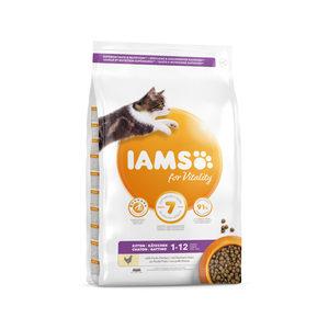 IAMS Kitten & Junior – 350 g