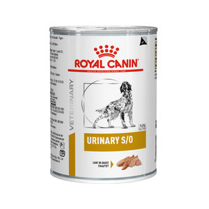Royal Canin Urinary S/O hond blik 12 x 200 g