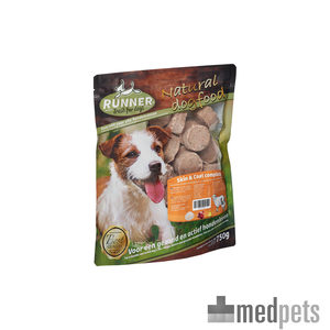 Runner Fresh For Dogs Deelblokjes – Skin & Coat – 2 x 8 x 750 g